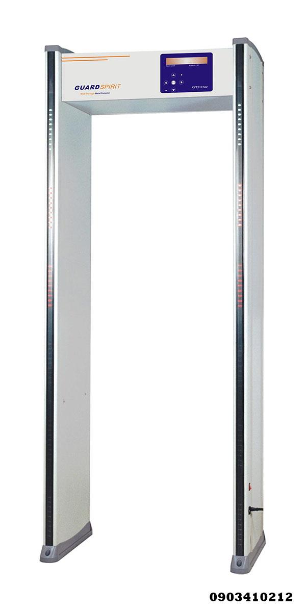 Cổng dò kim loại GuardSpirit XYT2101A2HP (6 ZONES)