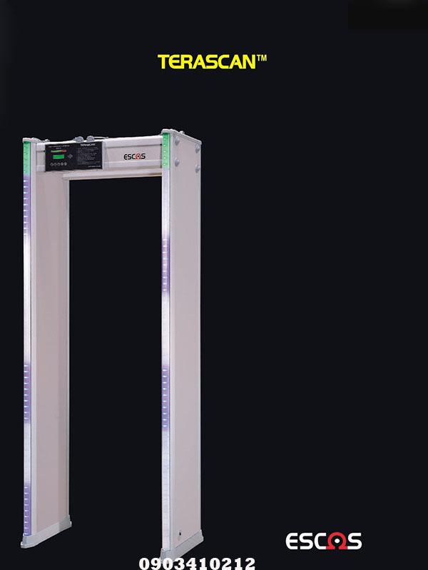 Cổng dò kim loại Terascan ESW-618